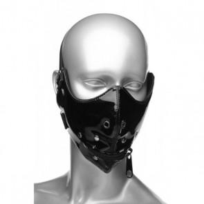 Master Series - Lektor Zipper Mond Masker