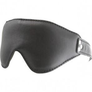 Mister B Luxe blinddoek met gespsluiting