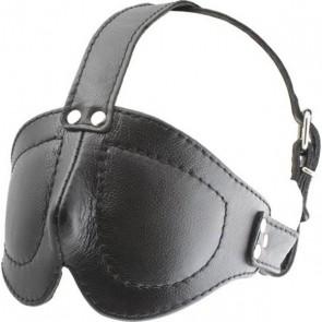 Mister B Luxe blinddoek met straps