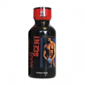 Man Scent Poppers 30ml