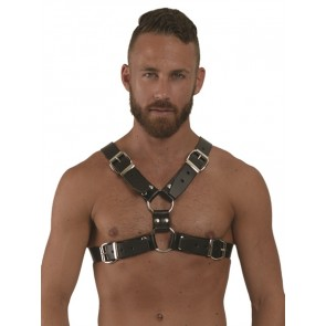 Mister B Leather Y-Front Harnas