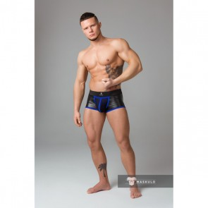 Maskulo Youngero Fetish Trunks - Blauw