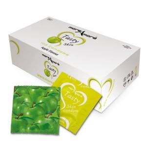 Tasty Skin Apple Condooms 100 st.