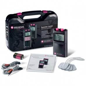 Mystim - Tension Lover E-Stim Powerbox