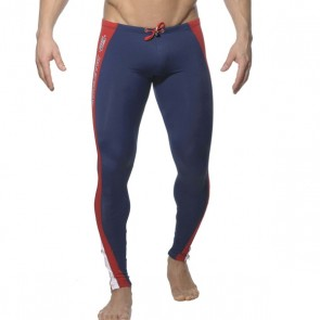 ES Collection Running Pants Navy