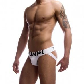 Pump White Jockstrap