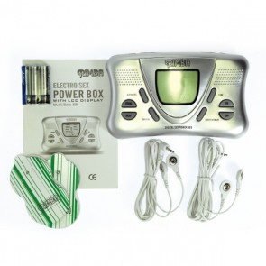 Rimba Electro Sex Powerbox Met LCD Display