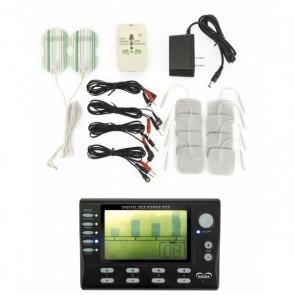 Rimba Electro Sex Powerbox 4 Kanaals Set Met LCD Display
