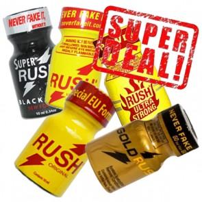 Rush Poppers - Voordeel Pakket