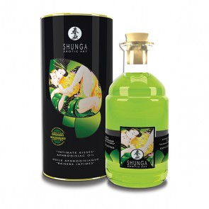 Intimate Kisses Aphrodisiac Oil Organic van Shunga