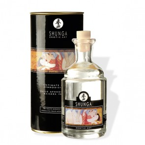 Intimate Kisses Aphrodisiac Oil Vanilla Fetish van Shunga