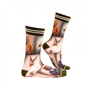 Sock My Manimal - Heren Sokken zijkant