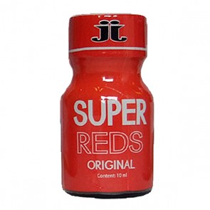 Super Reds Poppers 10ml