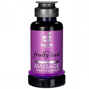 Swede Fruity Love Massage Framboos-Grapefruit