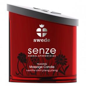 Senze Massagekaars Teasing