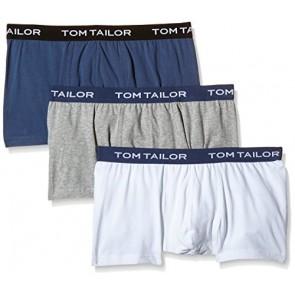 Tom Tailor Boxershort 3 Pack Melange