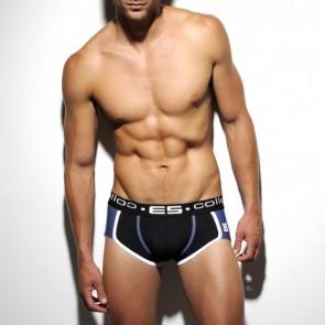 ES UN142 Jeans Pique Boxer Zwart