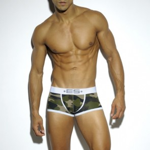 ES Collection Camouflage Basic Mini Boxer