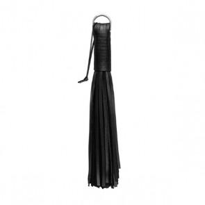 Zachte Flogger - Kiotos Leather Zwart