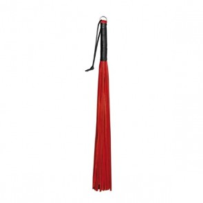 Flogger Sweet Love Rood - Kiotos Leather