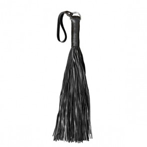 Flogger Zebra - Kiotos Leather
