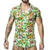 GIGO Tropic Shirt met Knopen